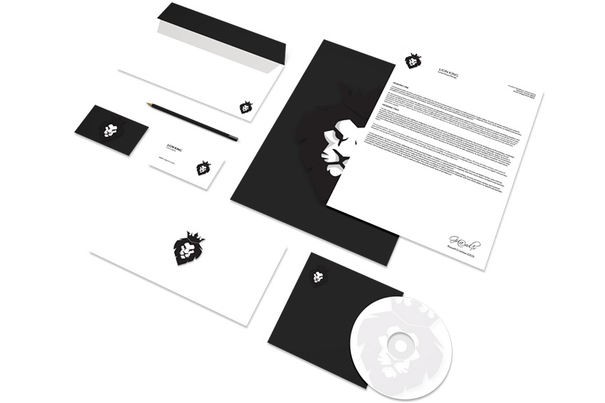 Projektowanie logo i innych elementów wizualnych